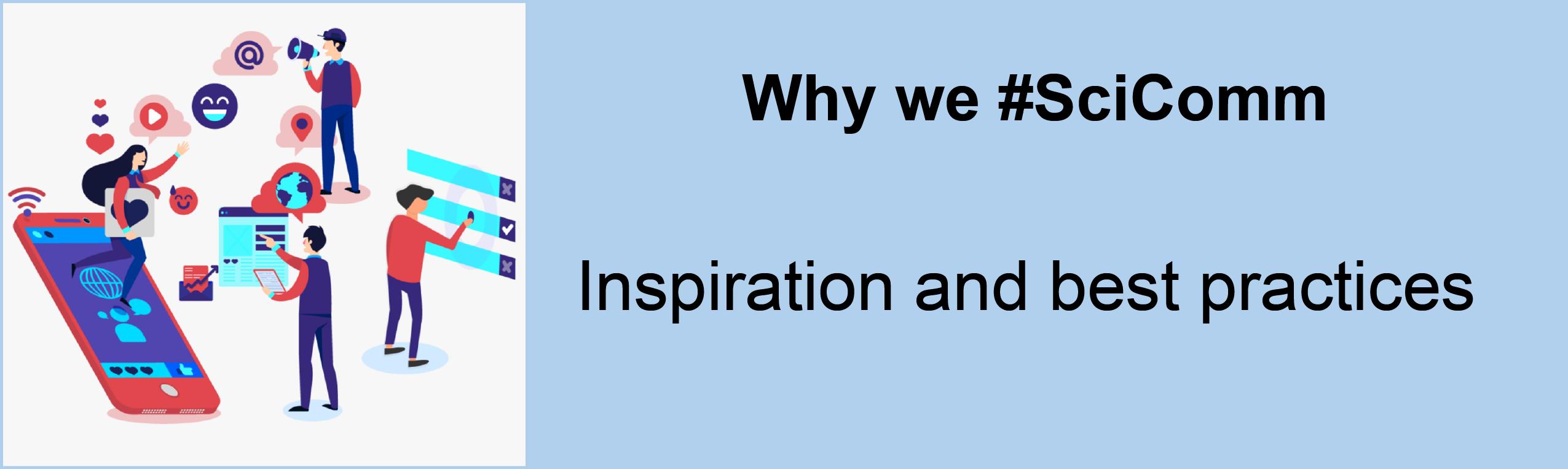 Why we #SciComm