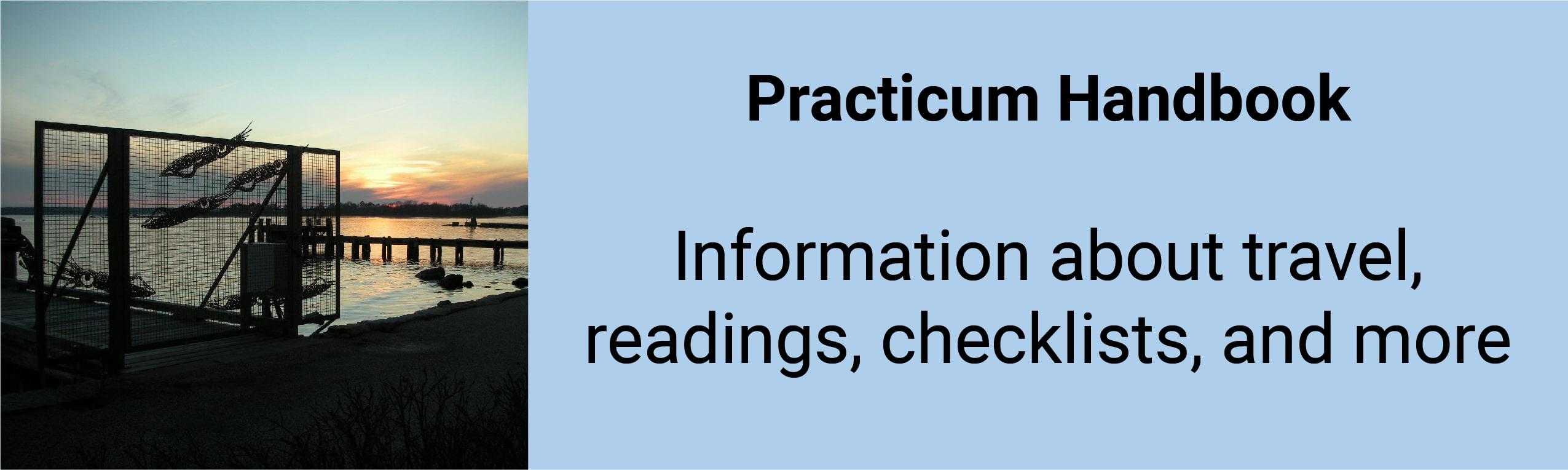 NeuroNex Practicum Handbook
